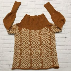 Free people wool sweater